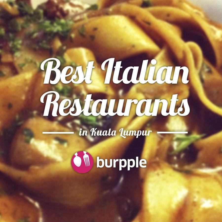 10 Best Italian Restaurants in KL