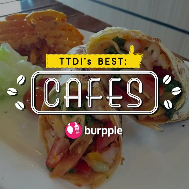 TTDI's Best: Cafes