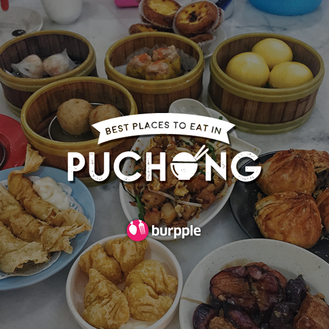 Best Places To Eat In Puchong