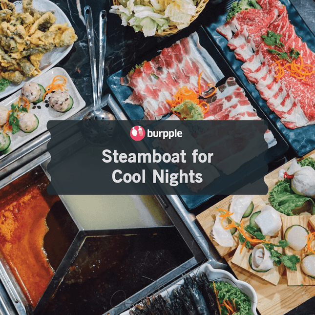 Best Places for Steamboat in Singapore