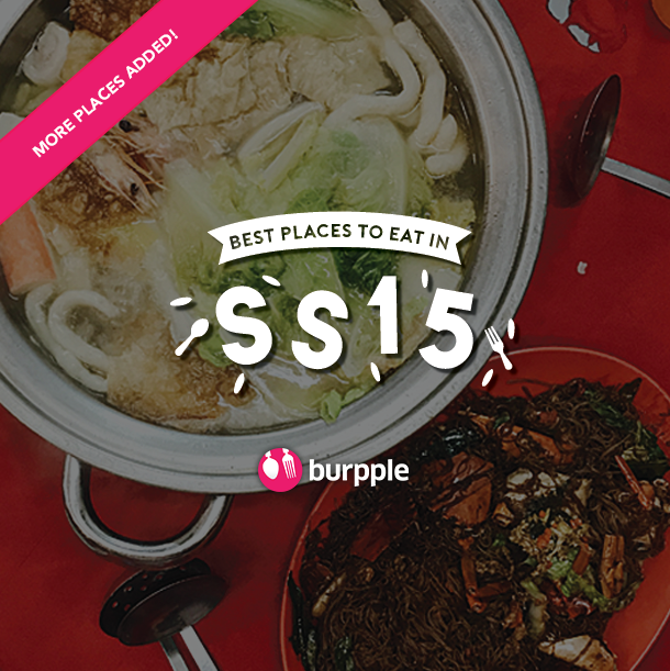 Best Places To Eat In SS15, Subang Jaya