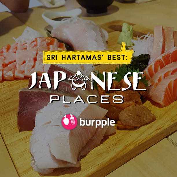 Sri Hartamas' Best: Japanese Places