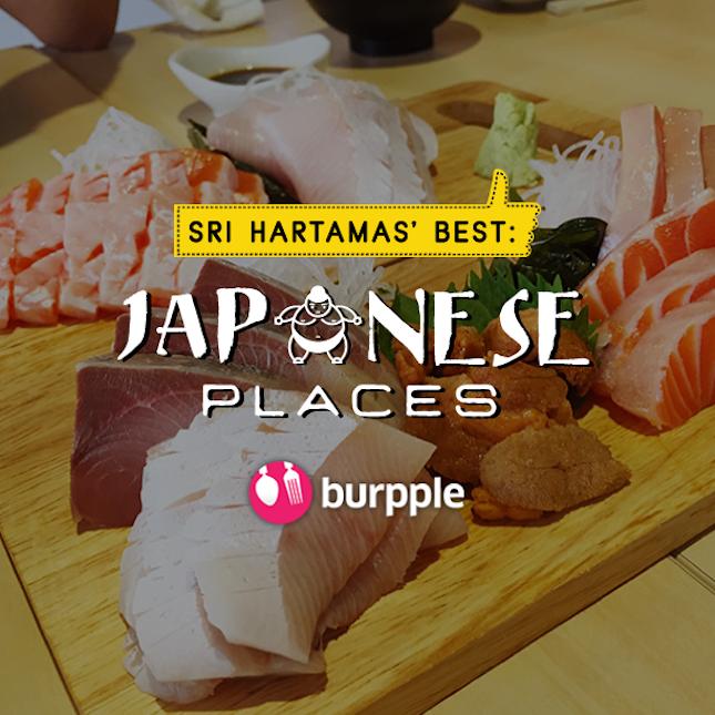 Sri Hartamas' Best: Japanese Places