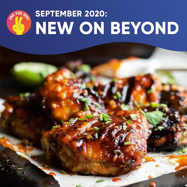 New on Beyond: September 2020