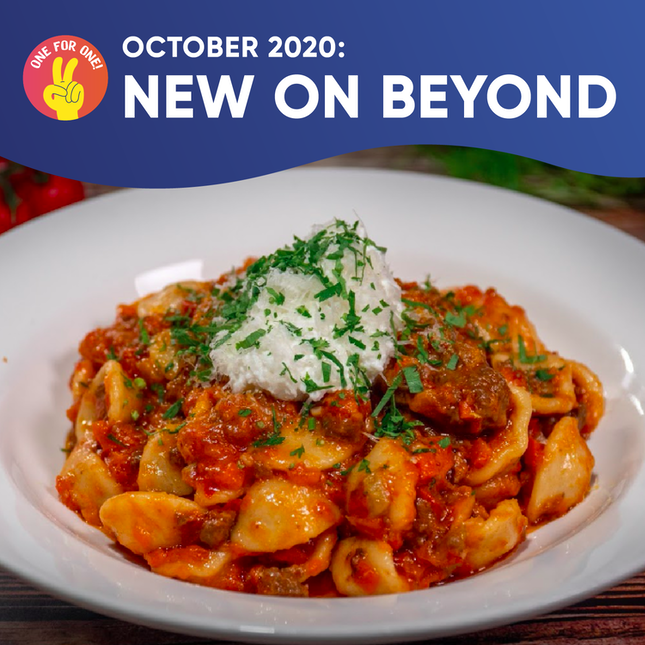New on Beyond: October 2020