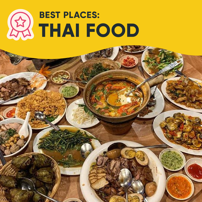 Best Places for Thai Food in KL