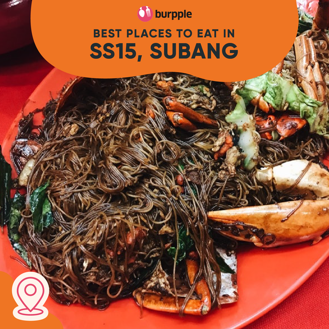 Best Places to Eat in SS15, Subang