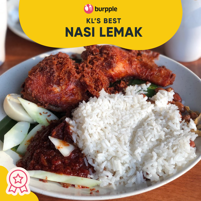 Best Nasi Lemak in KL