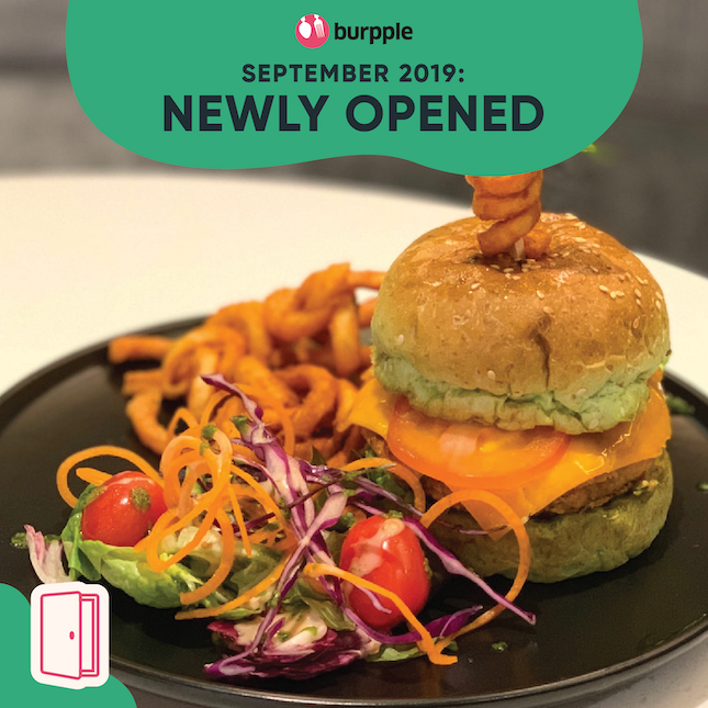 New Restaurants, Cafes and Bars in Kuala Lumpur: September 2019