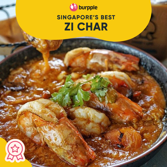 Best Zi Char in Singapore