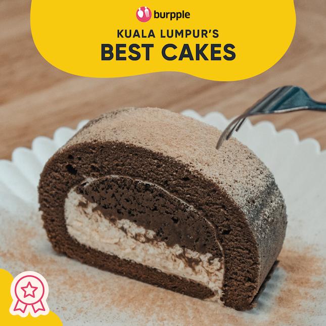 Best Cakes in Kuala Lumpur