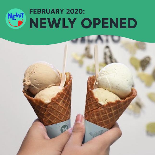 New Restaurants, Cafes & Bars in Singapore: February 2020