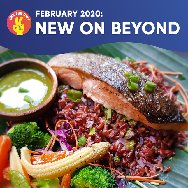 New on Beyond: February 2020