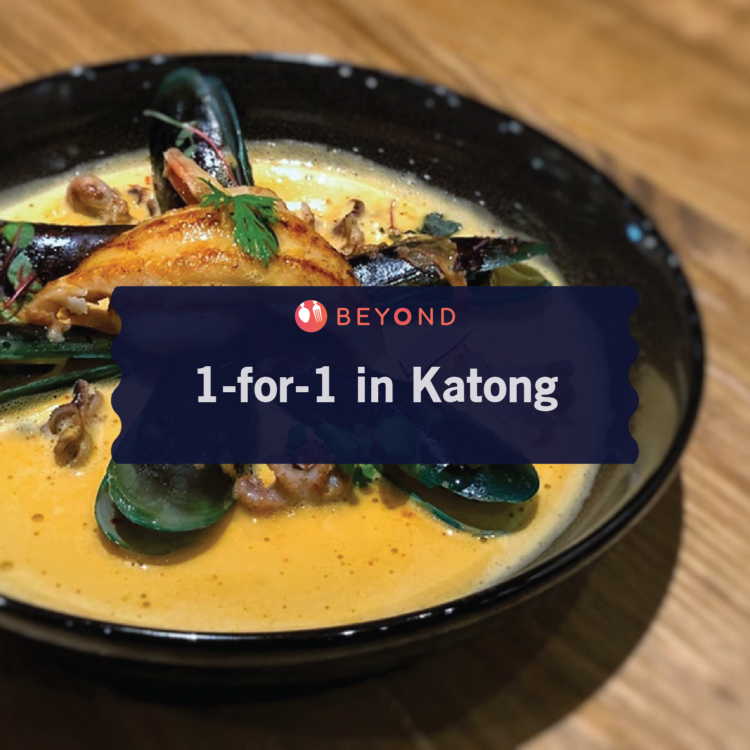 1-for-1 in Katong