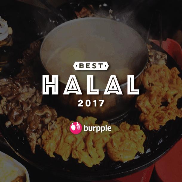 Best Halal Cafes & Restaurants 2017