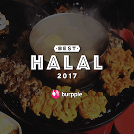 Best Halal Cafes & Restaurants 2017