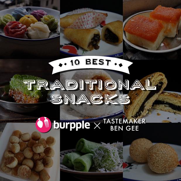 10 Best Traditional Snacks In KL