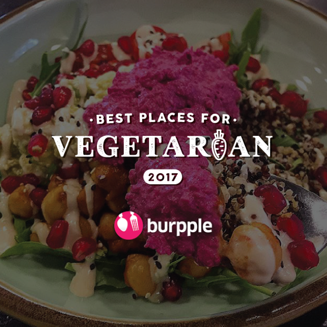 Best Places for Vegetarian in Singapore 2017