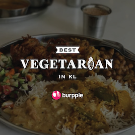Best Places For Vegetarian Eats In Kuala Lumpur