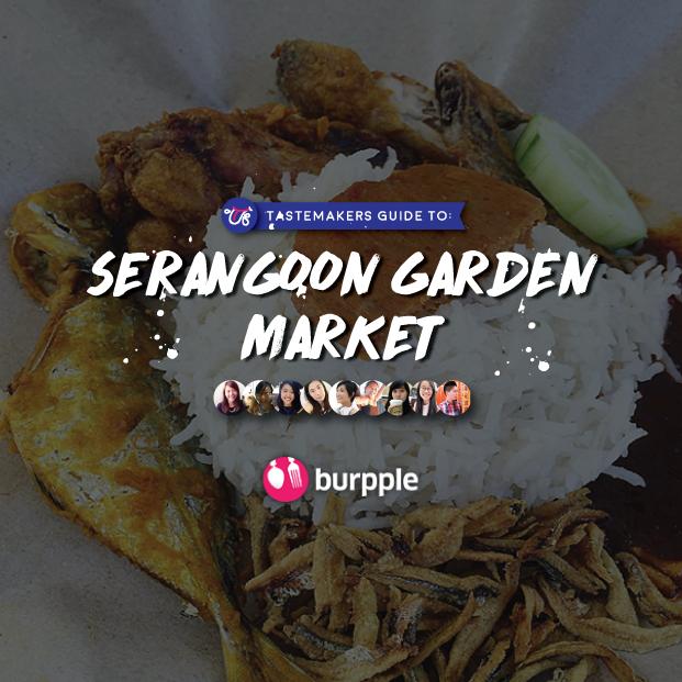 Tastemakers Guide to Serangoon Garden Market