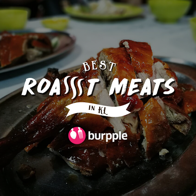 Best Roast Meats In KL