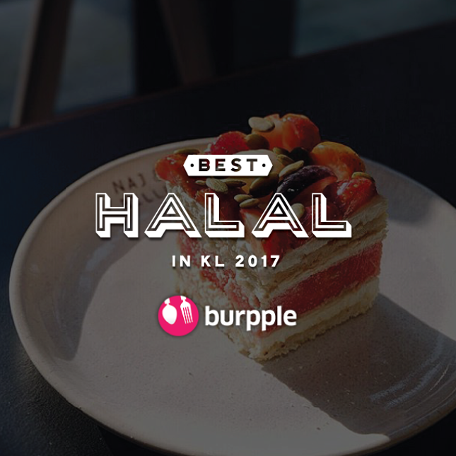 Best Halal Cafes & Restaurants In Kuala Lumpur 2017