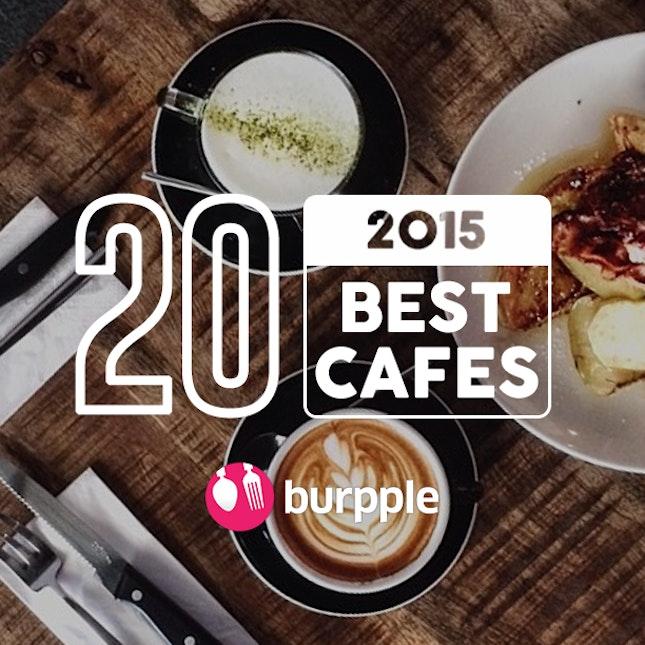 20 Best Cafes 2015