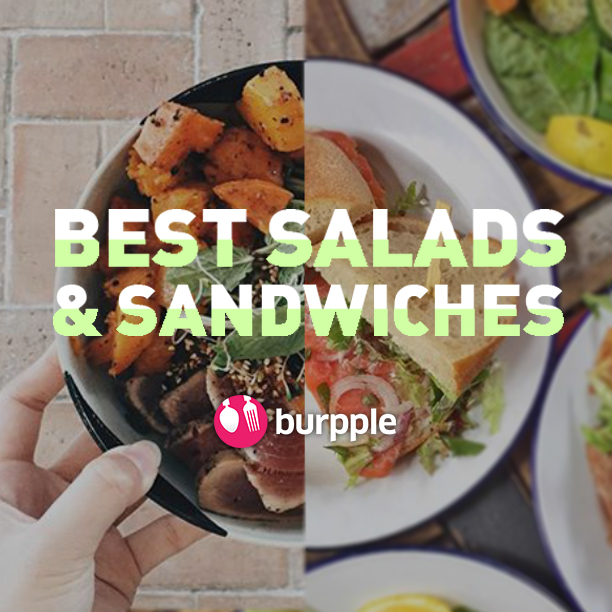 Best Places for Healthy Salads and Sandwiches in Singapore