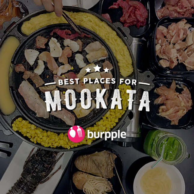 Best Mookata in Singapore 2016