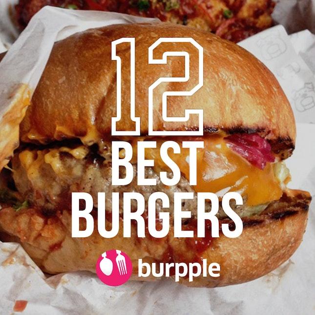 12 Best Burgers In Singapore