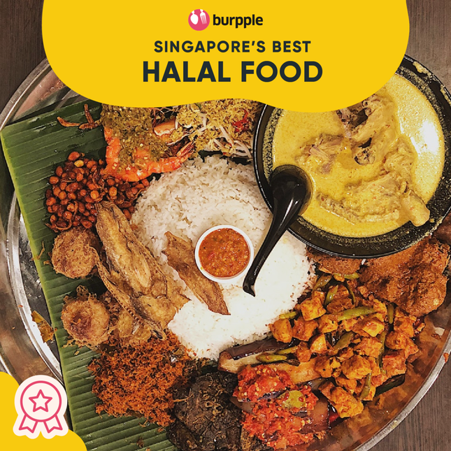 Best Halal Food in Singapore