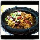 #claypot #chicken #rice #food #yummy #dinner