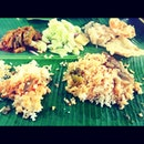Raju's Banana Leaf Rice