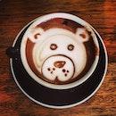 Morning café art #foodporn #foodgasm #instafood #burpple