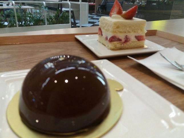 G Spot & Strawberry Shortcake