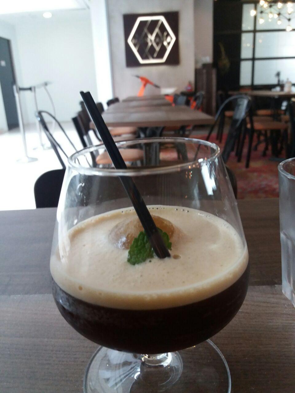 Gula Malaka Coconut Cold Brew