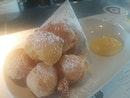 Doughnut With Lemon Curd ($13)
