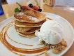 Pancakes With Caramel And Banana