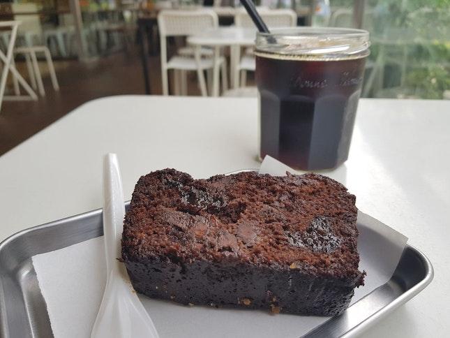 Woodlands Bakery Chocolate Cake