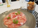 Parma ham With fried dough ($26)