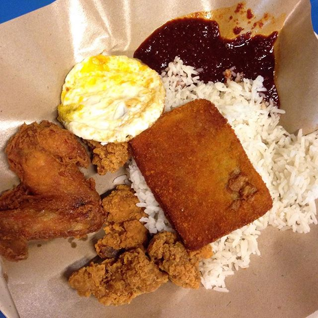 Power Nasi Lemak!