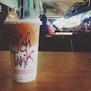 Have a cup of teh tarik