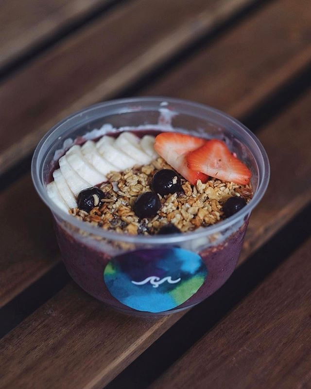 Acai bowl cravings satisfied!