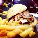 The Mushroom Burger.