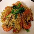 #sangharmee #prawnnoodle #生虾炆面 #dinner #foodporn #instafood #chefwilliam