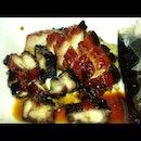 Honey Roasted Pork~ Yummy  ☆〜(ゝ。∂)