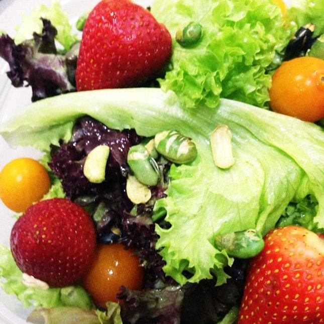 My Own Salad Creation