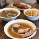 Rainy day calls for some piping hot and peppery bak kut teh!