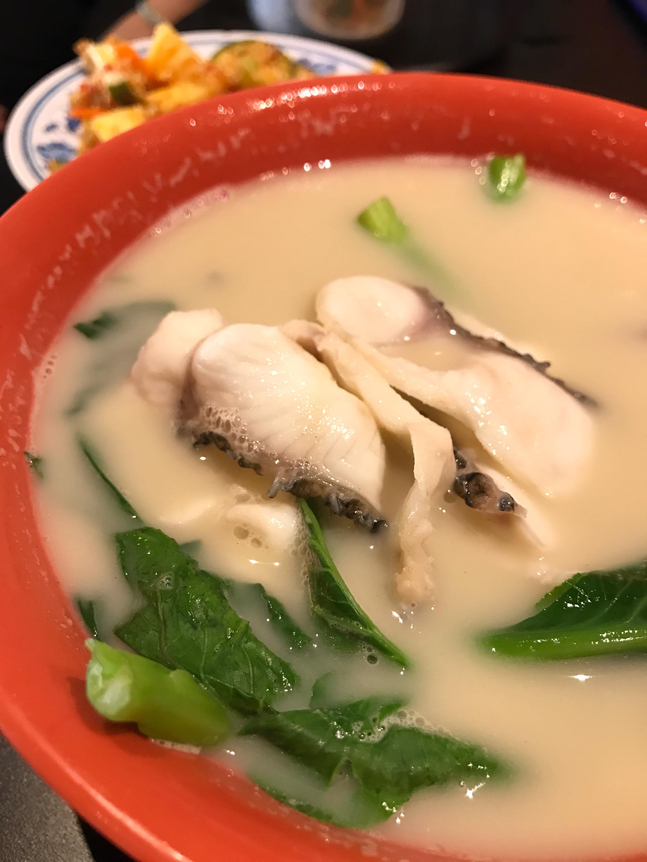Yummy Fish Soup