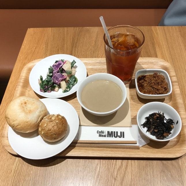 Set Meal From Cafe Miji